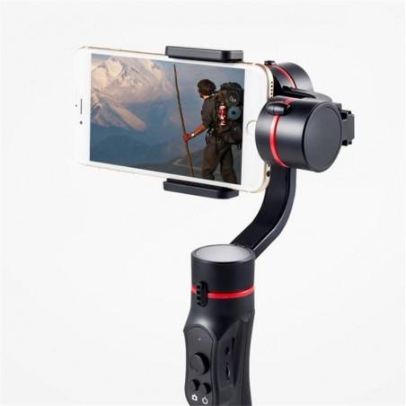 3 axes Handheld Stabilisateur aluminium Selfie pour iphone