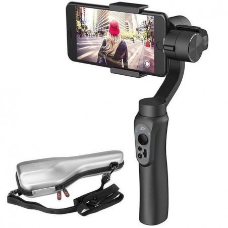 Zhiyun Smooth-Q 3-Axis Gimbal Stabilizer pour Smartphone 3.5 pouces à 6 pouces