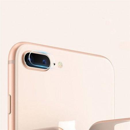IPhone 8plus/7plus -7.5H protection caméra arrière en verre trempé