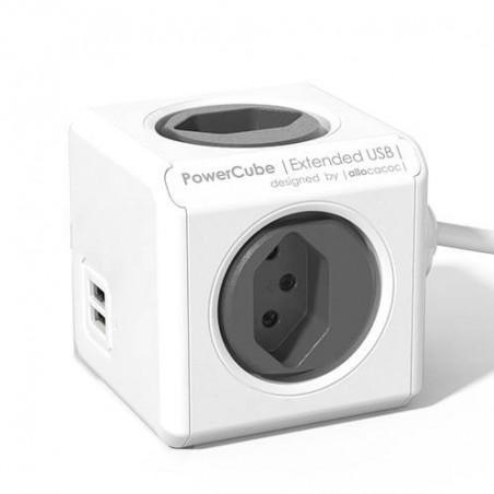 Allocacoc PowerCube Extended